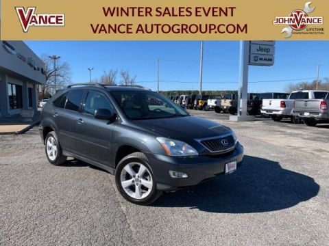 Pre-Owned 2008 Lexus RX 350 FWD 4dr