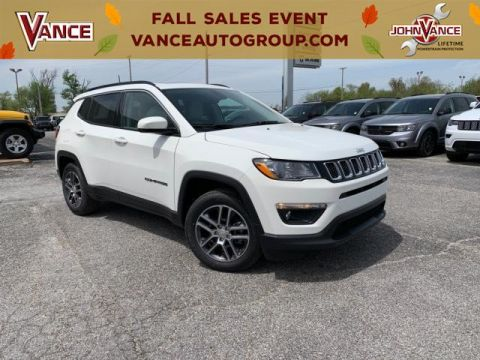 New 2019 Jeep Compass Latitude FWD