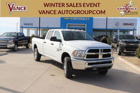 Pre-Owned 2017 Ram 2500 Tradesman 4x4 Crew Cab 8' Box
