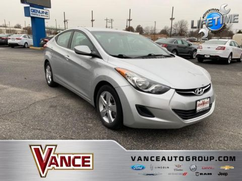 Pre-Owned 2013 Hyundai Elantra 4dr Sdn Auto GLS *Ltd Avail*