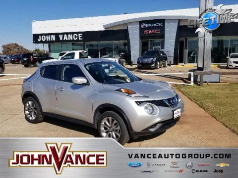 Pre-Owned 2017 Nissan JUKE FWD SV