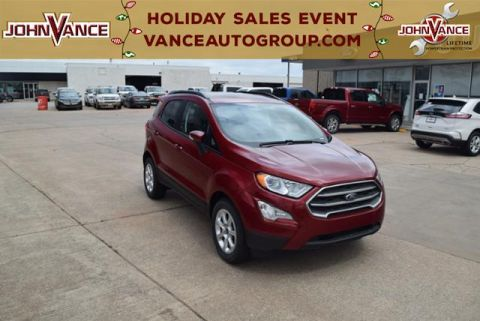 New 2018 Ford EcoSport SE FWD